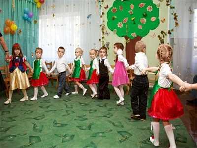 Детский сад 165
