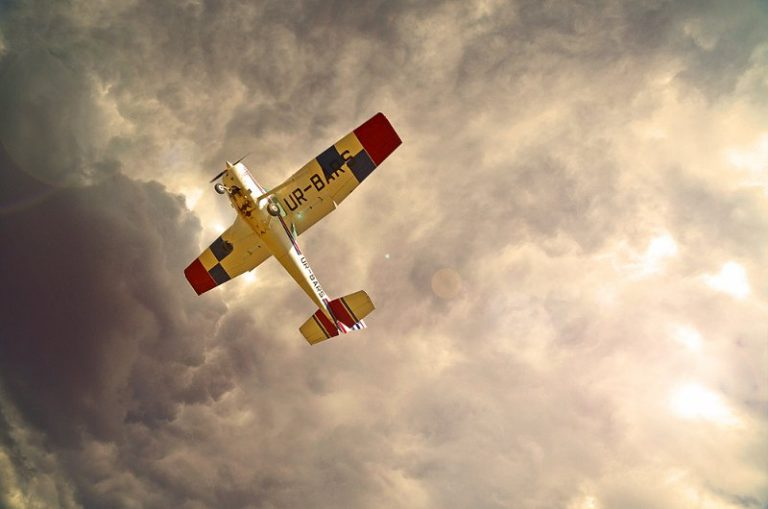 Чемпионат Украины по высшему пилотажу