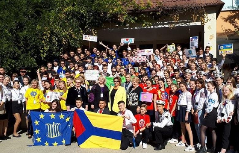 В Одессе проходит молодежный форум «Вместе мы изменим мир!»