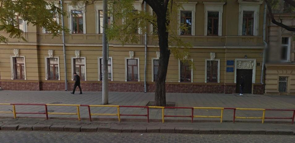 Одесская детская школа хорового искусства