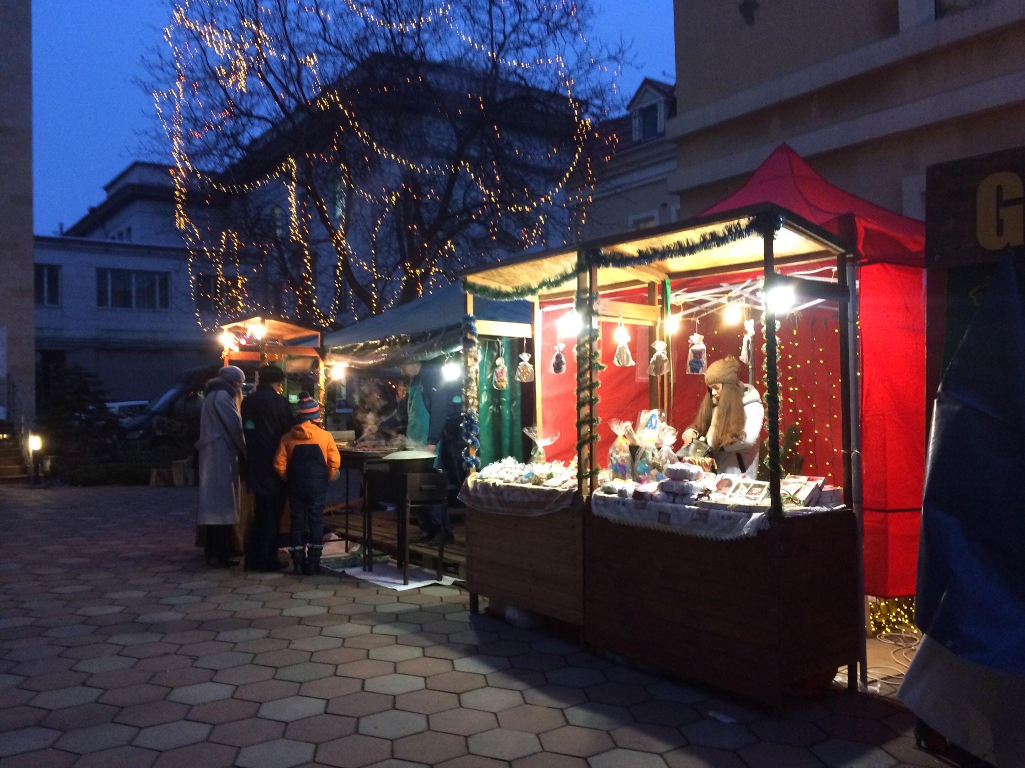 Рождество в Кирхе
