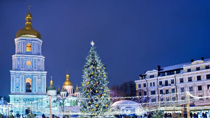 Куда пойти с ребенком на новый год Одесса