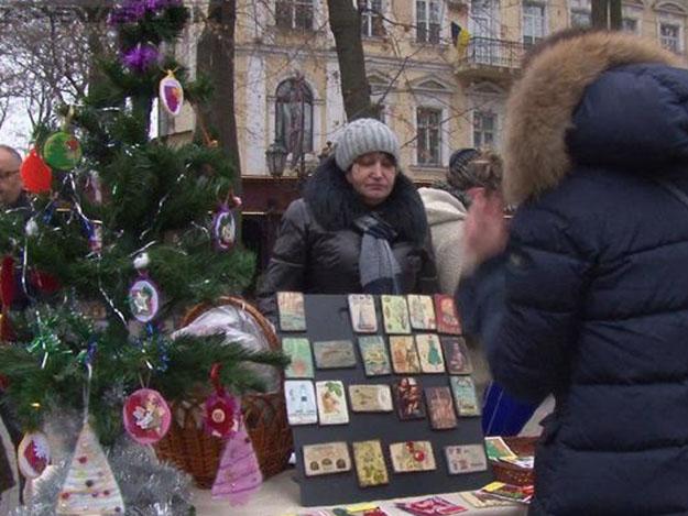 В Одессе прошла благотворительная акция «Сказка»