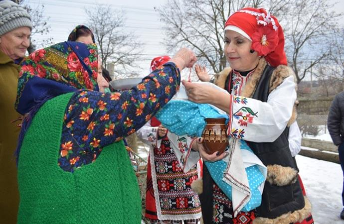 Праздник Бабий день отметили в Болградском районе