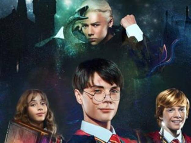 Гарри Поттер и тайны Хогвартса