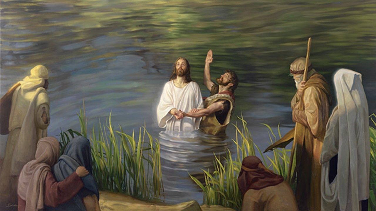 Крещение Господне 2019