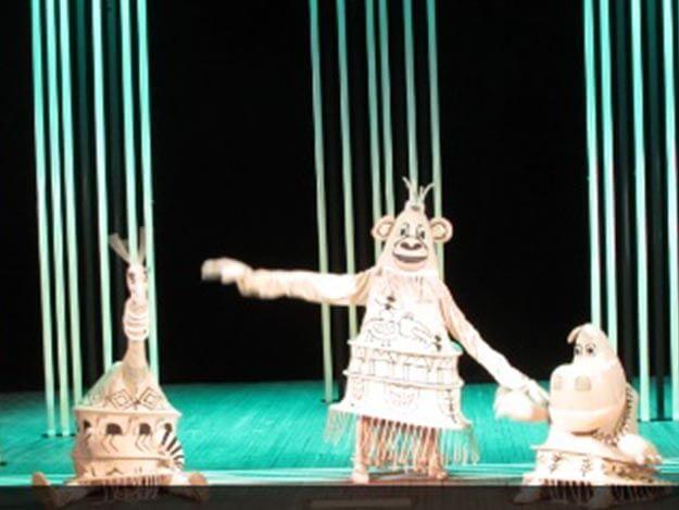Слоненок Театр кукол