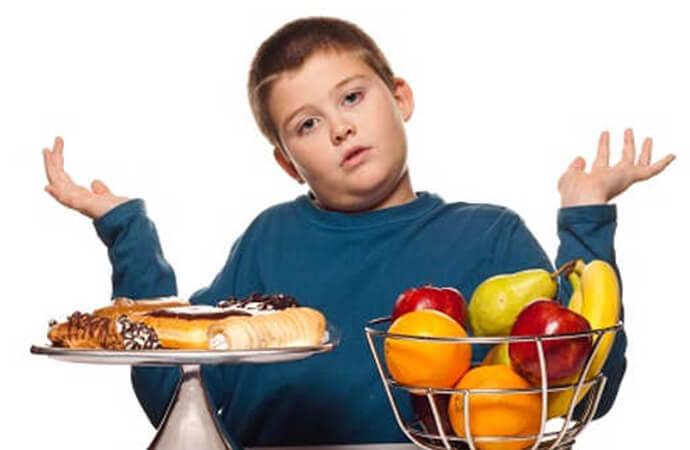 Борьба с избыточным весом у детей в Китае