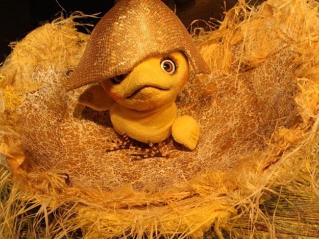 Золотой цыпленок — театр кукол