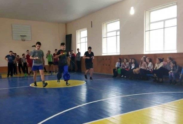 спортивные залы