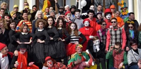 Одесский фестиваль клоунов «Комедиада»