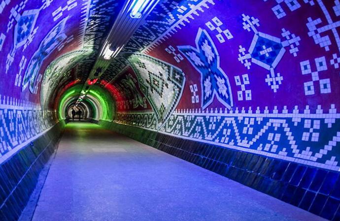 К лету в Одессе будет открыт сказочный тоннель