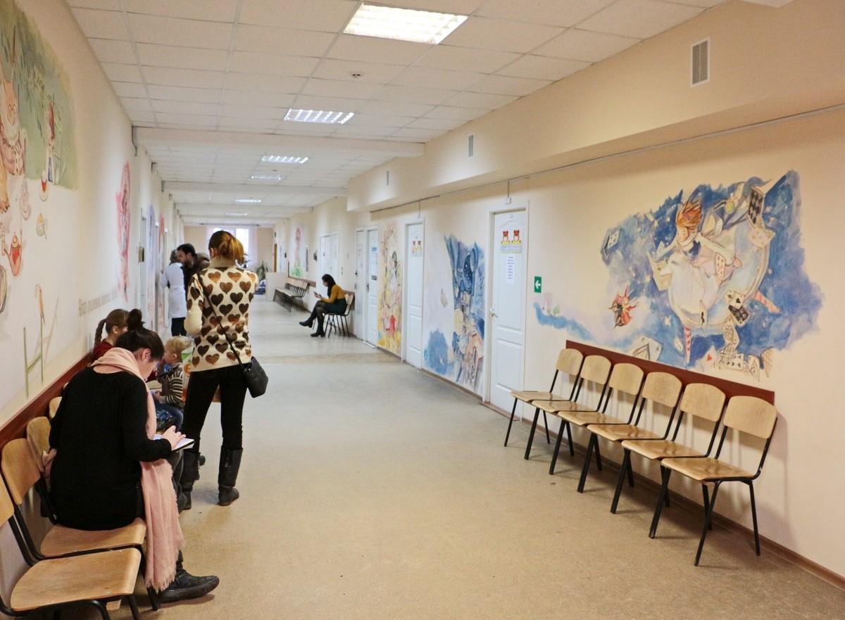 Одесской детской поликлиники