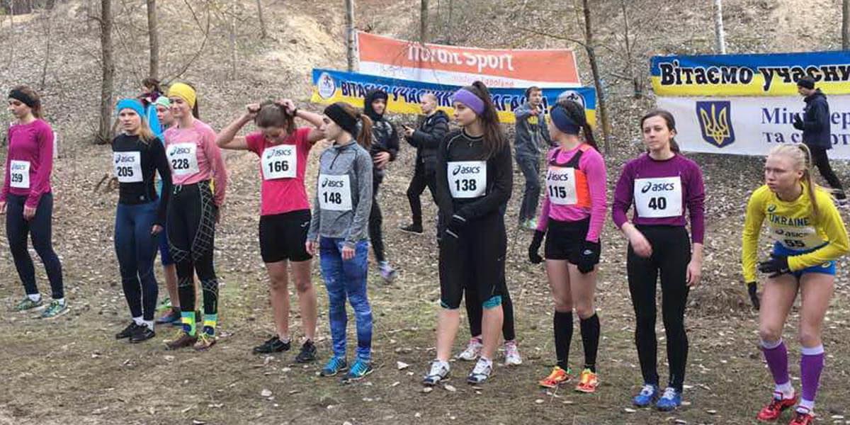 Юная одесситка заняла третье место на чемпионате страны по бегу