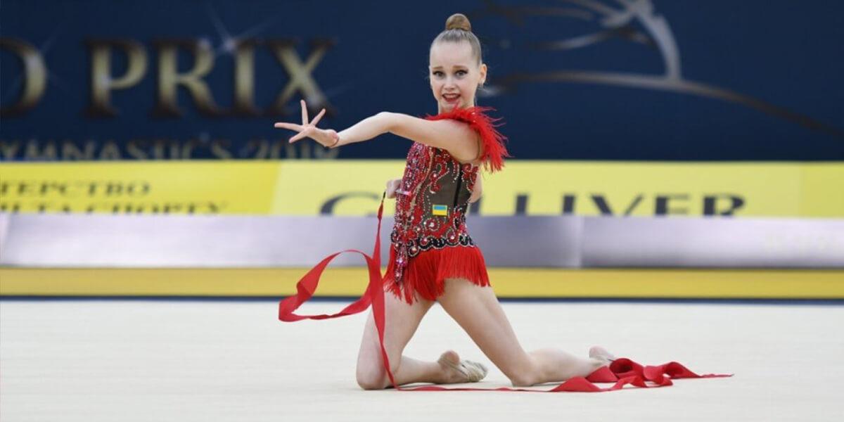Одесская гимнастка стала призером «Кубка Дерюгиной»