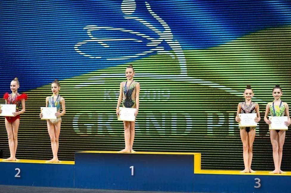 Одесская гимнастка