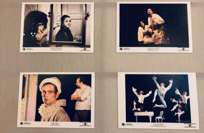 выставка театральной фотографии
