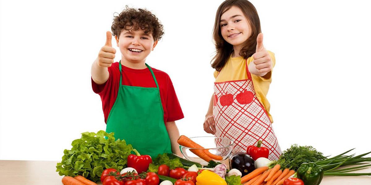 Правильное питание школьников