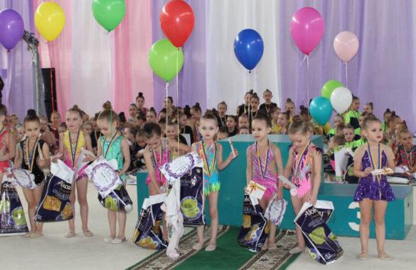 Фото-отчет VIII Всеукраинского турнира по художественной гимнастике «Юнона»