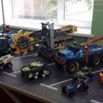 Большая коллекция Lego у юного одессита