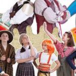 Великие мечтатели — Образовательный спектакль