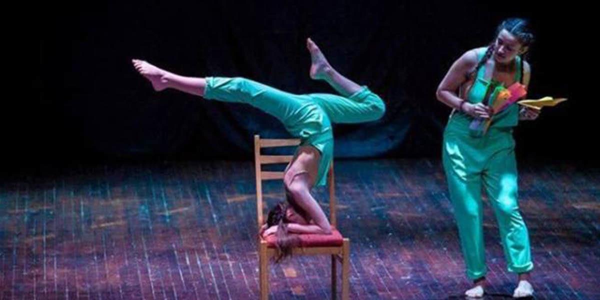 Танцевальный спектакль «Дети перемен»