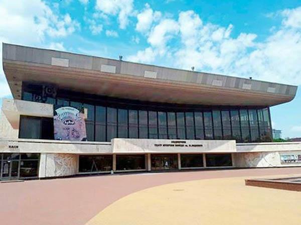 Театры Одессы для детей