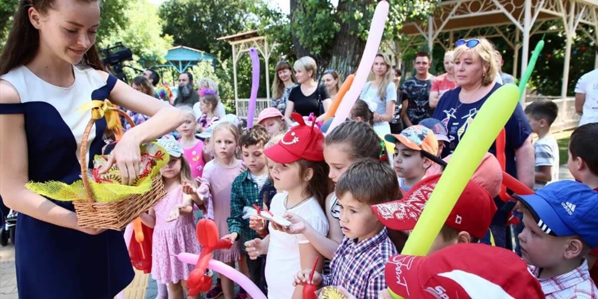 В Одессе открыт первый инклюзивного-ресурсный центр для особых детей