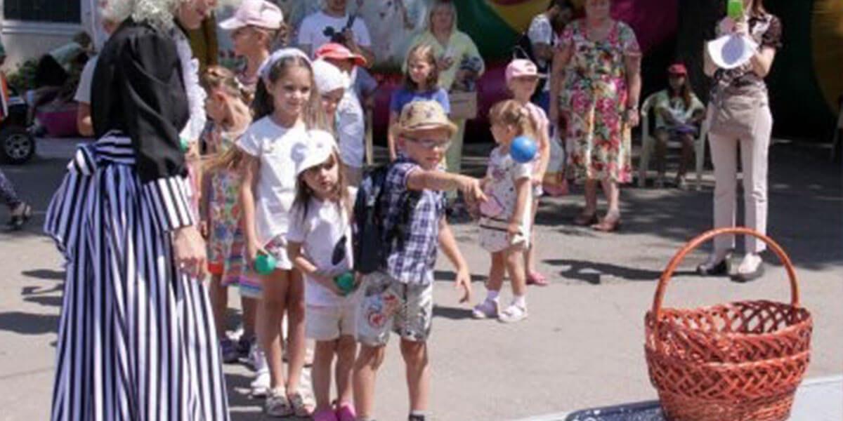 В Одесском зоопарке прошел праздник