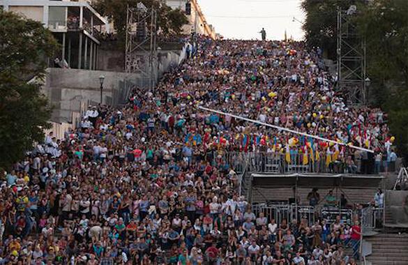 Гала-концерт ко Дню Одессы