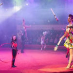 Цирковое шоу «Прошлое & Будущее»