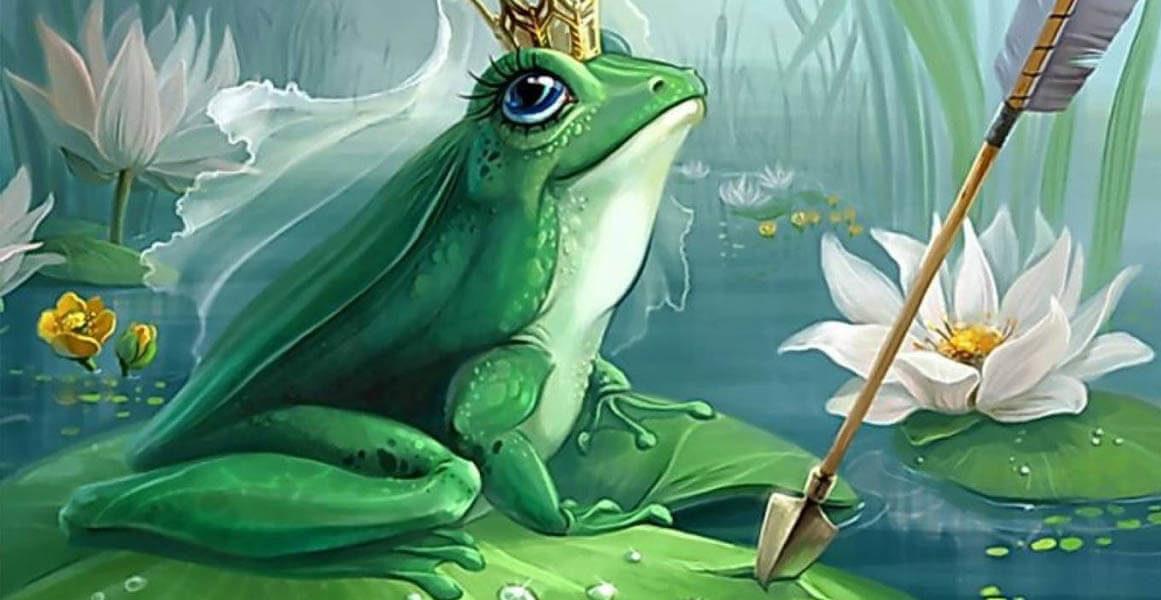 Сказка «Царевна-лягушка»