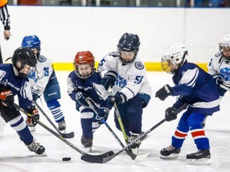 Детский турнир по хоккею