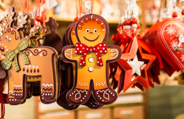 9-я Благотворительная рождественская ярмарка