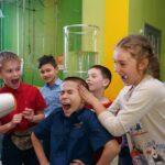 Високосный день в музее интересной науки