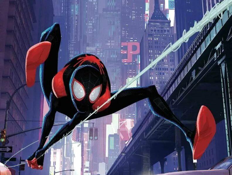 Человек-паук: Через вселенные 🕷