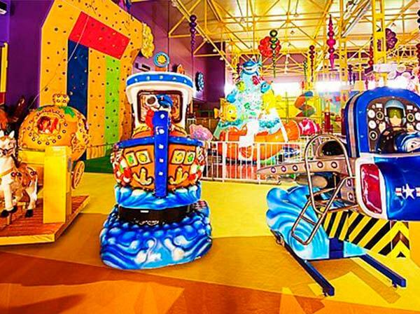 места развлечения для детей в Одессе