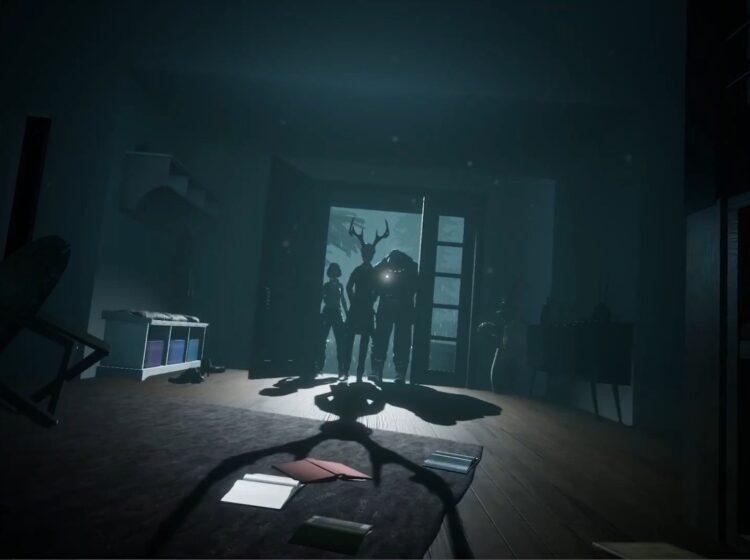 Игра-антиквест «Прятки в темноте».